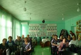 Зональный семинар в Орловской школе - интернате