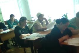 Всероссийская акция «День сдачи ЕГЭ родителями»